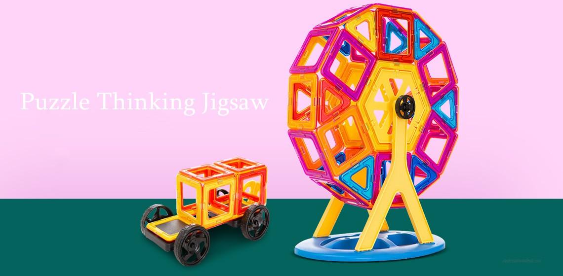 Smart Kids Wooden Peg Puzzles for Kids