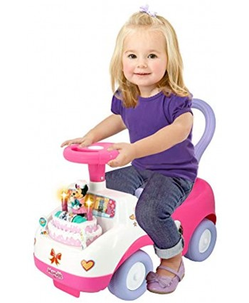 Lights 'n' Sounds Partytime Ride-On