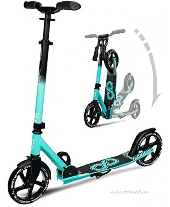 Crazy Skates City Series Foldable Kick Scooter -Choose from The Sydney Tokyo NYC and London Models Great Scooters for Teens and Adults