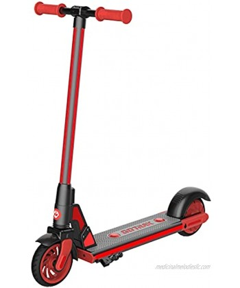 """Gotrax GKS Plus Electric Kick Scooters UL Certified E Scooter for Kids 6-12 6"""" Electric Kick Scooter with LED Light Up to 7 Miles and 7.5 MPH"""