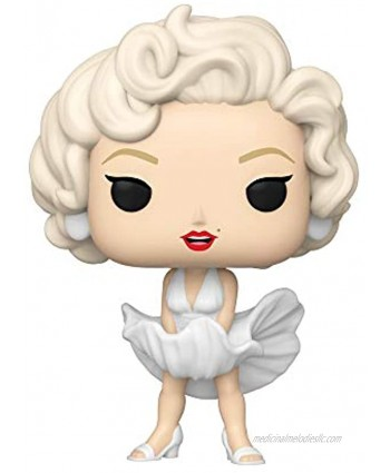 Funko Pop! Icons: Marilyn Monroe White Dress