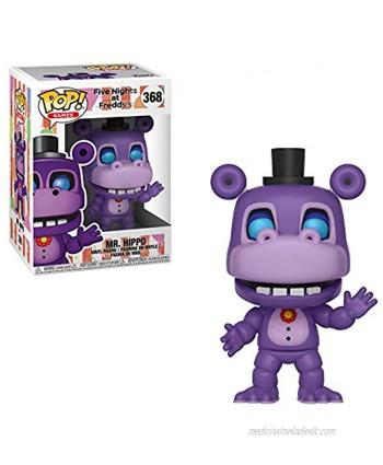Funko Pop! Games: Mr. Hippo Collectible Figure Multicolor Standard