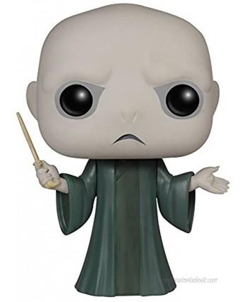 Funko POP Movies: Harry Potter Voldemort Action Figure