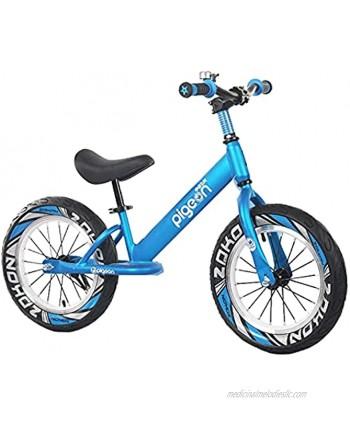 WWFAN Bike for Kids Ages 2-9 Years Old Blue No Toddler Bike with Training Wheels Baby Bike Kids Bike Princess Bike Little Girl Bike 14 inch 16 inch Girls Bike or Boys Bike Safe Secure