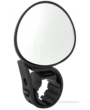 DAUERHAFT Bike Mirrors Easy and Quick Installation Bicycle Handlebar Rearview Mirror Sturdy and Durable for Ride Bike