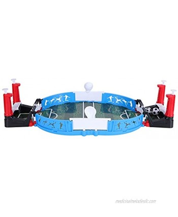 DJDK Table Football Game,Table Football Game 2‑Person Match Puzzle Student Children Competitive Mini Toys