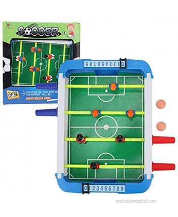 Labuduo Children Desk Soccer Toy Children Desk Interactive Toy Table Children Table Football Toy for Friends Party for Children Home Droom