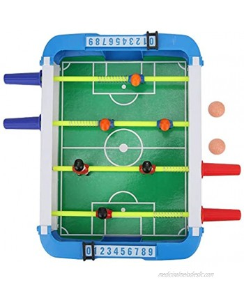 LIUTT Table Football Toy Eco-Friendly ABS Children Puzzle Portable Mini Table Football Machine Parent-Child Interactive Desktop Game Toy