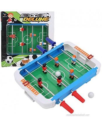 Ruining Children Desktop Soccer Relationship Eco-Friendly Stainless Steel Soccer Toy Parent-Child Family Home