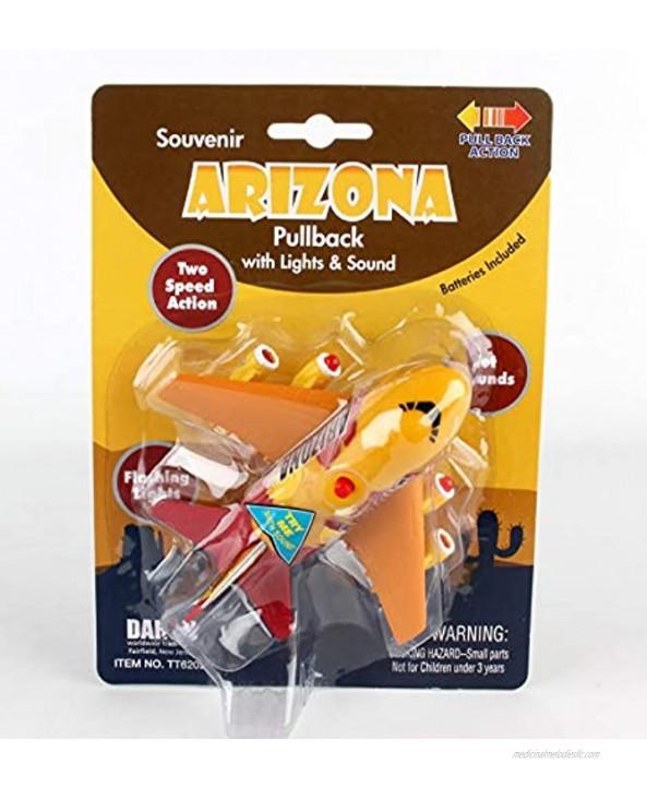 Daron Arizona Pullback with Lights & Sounds