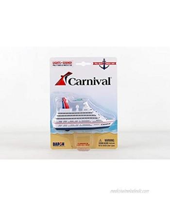 Daron Carnival Cruise Ship Pullback