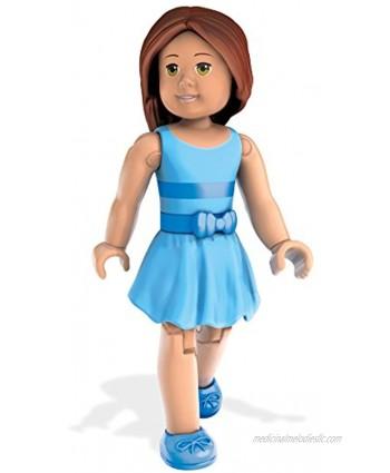 Mega Construx American Girl Series 1 Blue Ribbon Mini Figure