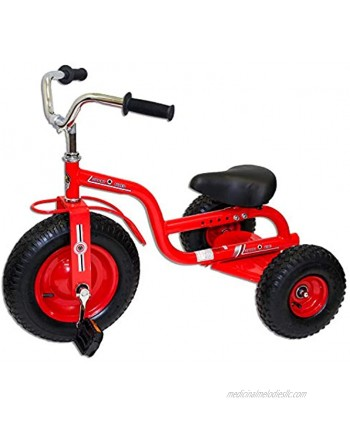 Gener8 Deluxe Tricycle- Red